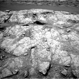 Nasa's Mars rover Curiosity acquired this image using its Left Navigation Camera on Sol 2947, at drive 1974, site number 83