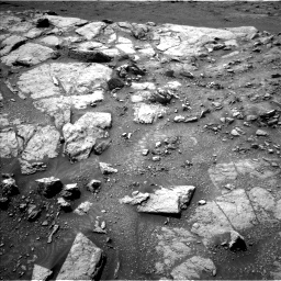 Nasa's Mars rover Curiosity acquired this image using its Left Navigation Camera on Sol 2947, at drive 2106, site number 83