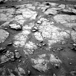 Nasa's Mars rover Curiosity acquired this image using its Left Navigation Camera on Sol 2947, at drive 2118, site number 83