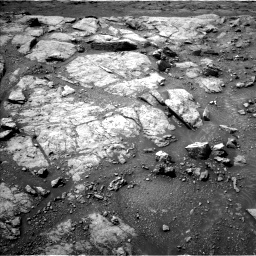 Nasa's Mars rover Curiosity acquired this image using its Left Navigation Camera on Sol 2947, at drive 2136, site number 83