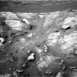 Nasa's Mars rover Curiosity acquired this image using its Left Navigation Camera on Sol 2947, at drive 2178, site number 83