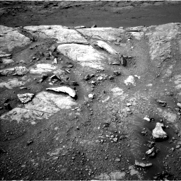 Nasa's Mars rover Curiosity acquired this image using its Left Navigation Camera on Sol 2947, at drive 2184, site number 83