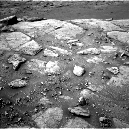 Nasa's Mars rover Curiosity acquired this image using its Left Navigation Camera on Sol 2947, at drive 2196, site number 83
