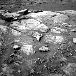 Nasa's Mars rover Curiosity acquired this image using its Left Navigation Camera on Sol 2947, at drive 2202, site number 83