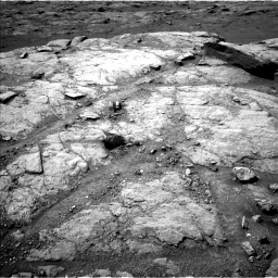 Nasa's Mars rover Curiosity acquired this image using its Left Navigation Camera on Sol 2947, at drive 2220, site number 83