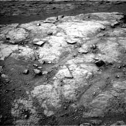 Nasa's Mars rover Curiosity acquired this image using its Left Navigation Camera on Sol 2947, at drive 2226, site number 83