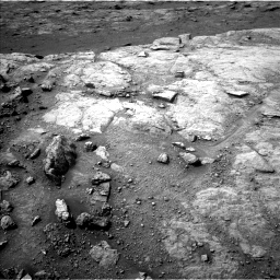 Nasa's Mars rover Curiosity acquired this image using its Left Navigation Camera on Sol 2947, at drive 2232, site number 83