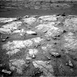 Nasa's Mars rover Curiosity acquired this image using its Left Navigation Camera on Sol 2947, at drive 2262, site number 83