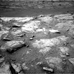 Nasa's Mars rover Curiosity acquired this image using its Left Navigation Camera on Sol 2947, at drive 2268, site number 83