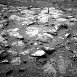 Nasa's Mars rover Curiosity acquired this image using its Left Navigation Camera on Sol 2947, at drive 2334, site number 83