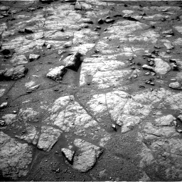 Nasa's Mars rover Curiosity acquired this image using its Left Navigation Camera on Sol 2947, at drive 2358, site number 83