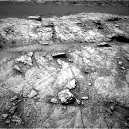 Nasa's Mars rover Curiosity acquired this image using its Right Navigation Camera on Sol 2947, at drive 1998, site number 83