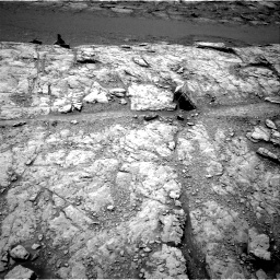 Nasa's Mars rover Curiosity acquired this image using its Right Navigation Camera on Sol 2947, at drive 2010, site number 83