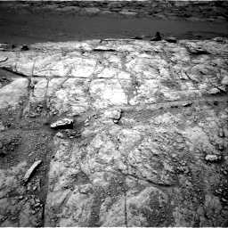 Nasa's Mars rover Curiosity acquired this image using its Right Navigation Camera on Sol 2947, at drive 2022, site number 83
