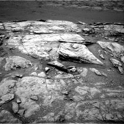 Nasa's Mars rover Curiosity acquired this image using its Right Navigation Camera on Sol 2947, at drive 2052, site number 83