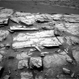 Nasa's Mars rover Curiosity acquired this image using its Right Navigation Camera on Sol 2947, at drive 2064, site number 83