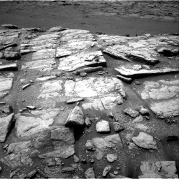 Nasa's Mars rover Curiosity acquired this image using its Right Navigation Camera on Sol 2947, at drive 2076, site number 83