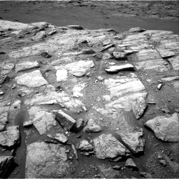 Nasa's Mars rover Curiosity acquired this image using its Right Navigation Camera on Sol 2947, at drive 2088, site number 83
