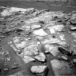 Nasa's Mars rover Curiosity acquired this image using its Right Navigation Camera on Sol 2947, at drive 2094, site number 83