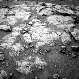 Nasa's Mars rover Curiosity acquired this image using its Right Navigation Camera on Sol 2947, at drive 2118, site number 83