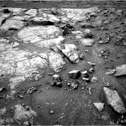 Nasa's Mars rover Curiosity acquired this image using its Right Navigation Camera on Sol 2947, at drive 2136, site number 83