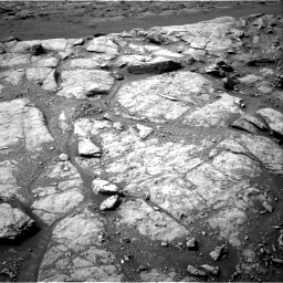 Nasa's Mars rover Curiosity acquired this image using its Right Navigation Camera on Sol 2947, at drive 2154, site number 83