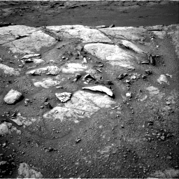 Nasa's Mars rover Curiosity acquired this image using its Right Navigation Camera on Sol 2947, at drive 2190, site number 83