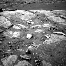 Nasa's Mars rover Curiosity acquired this image using its Right Navigation Camera on Sol 2947, at drive 2196, site number 83