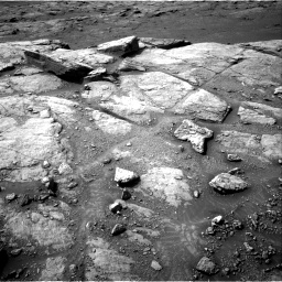 Nasa's Mars rover Curiosity acquired this image using its Right Navigation Camera on Sol 2947, at drive 2208, site number 83