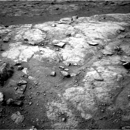 Nasa's Mars rover Curiosity acquired this image using its Right Navigation Camera on Sol 2947, at drive 2232, site number 83