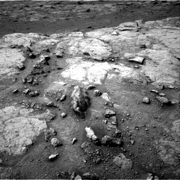 Nasa's Mars rover Curiosity acquired this image using its Right Navigation Camera on Sol 2947, at drive 2238, site number 83