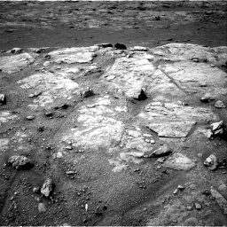 Nasa's Mars rover Curiosity acquired this image using its Right Navigation Camera on Sol 2947, at drive 2256, site number 83