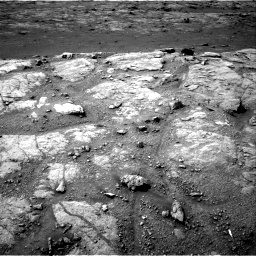 Nasa's Mars rover Curiosity acquired this image using its Right Navigation Camera on Sol 2947, at drive 2262, site number 83