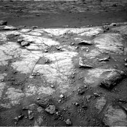 Nasa's Mars rover Curiosity acquired this image using its Right Navigation Camera on Sol 2947, at drive 2280, site number 83