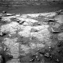 Nasa's Mars rover Curiosity acquired this image using its Right Navigation Camera on Sol 2947, at drive 2286, site number 83