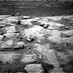 Nasa's Mars rover Curiosity acquired this image using its Right Navigation Camera on Sol 2947, at drive 2292, site number 83