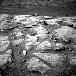 Nasa's Mars rover Curiosity acquired this image using its Right Navigation Camera on Sol 2947, at drive 2298, site number 83