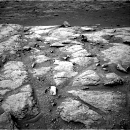 Nasa's Mars rover Curiosity acquired this image using its Right Navigation Camera on Sol 2947, at drive 2304, site number 83