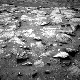 Nasa's Mars rover Curiosity acquired this image using its Right Navigation Camera on Sol 2947, at drive 2340, site number 83