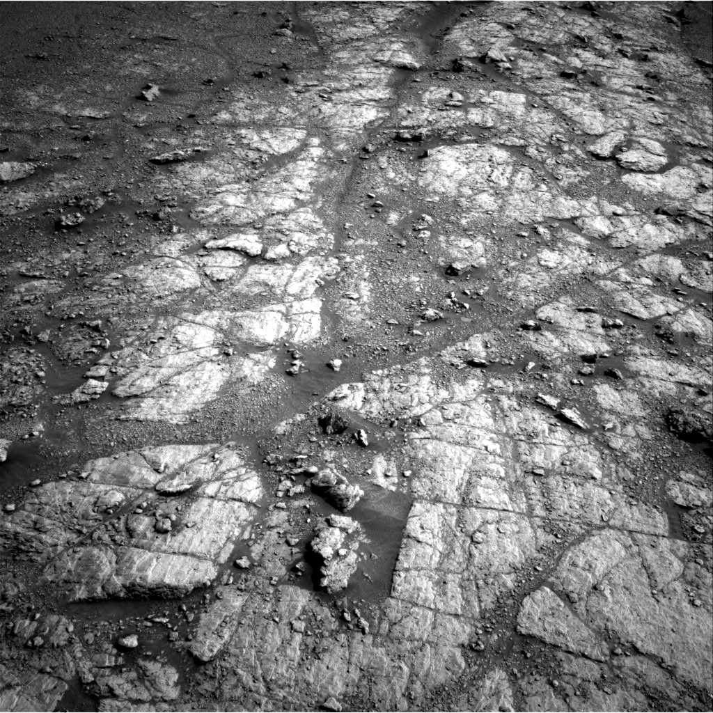 Nasa's Mars rover Curiosity acquired this image using its Right Navigation Camera on Sol 2947, at drive 2352, site number 83