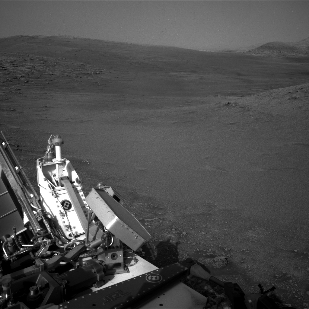 Nasa's Mars rover Curiosity acquired this image using its Right Navigation Camera on Sol 2947, at drive 2382, site number 83