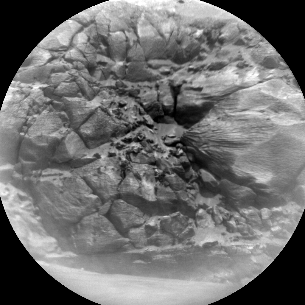 Nasa's Mars rover Curiosity acquired this image using its Chemistry & Camera (ChemCam) on Sol 2947, at drive 1974, site number 83