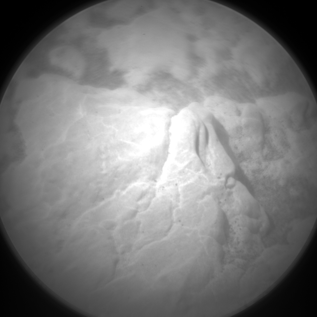Nasa's Mars rover Curiosity acquired this image using its Chemistry & Camera (ChemCam) on Sol 2949, at drive 2382, site number 83