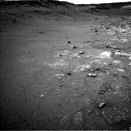 Nasa's Mars rover Curiosity acquired this image using its Left Navigation Camera on Sol 2950, at drive 2448, site number 83