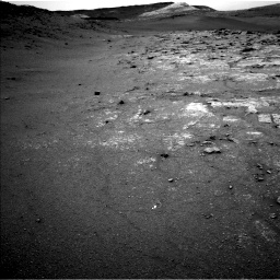 Nasa's Mars rover Curiosity acquired this image using its Left Navigation Camera on Sol 2950, at drive 2460, site number 83