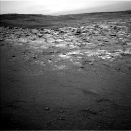 Nasa's Mars rover Curiosity acquired this image using its Left Navigation Camera on Sol 2950, at drive 2502, site number 83