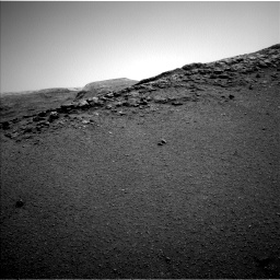 Nasa's Mars rover Curiosity acquired this image using its Left Navigation Camera on Sol 2950, at drive 2520, site number 83