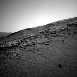 Nasa's Mars rover Curiosity acquired this image using its Left Navigation Camera on Sol 2950, at drive 2544, site number 83