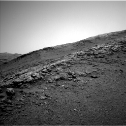 Nasa's Mars rover Curiosity acquired this image using its Left Navigation Camera on Sol 2950, at drive 2550, site number 83