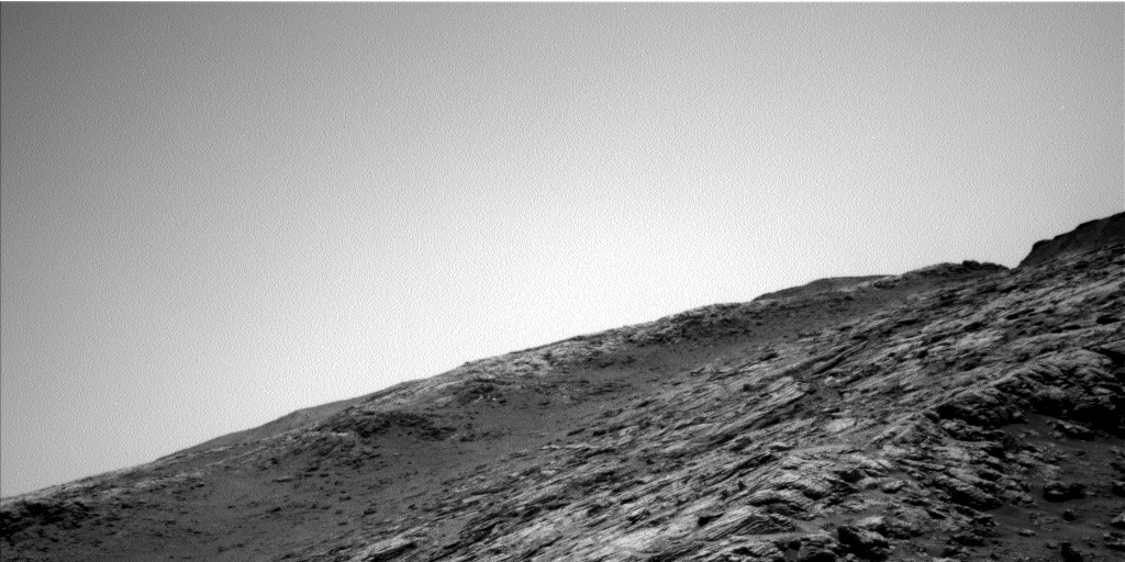 Nasa's Mars rover Curiosity acquired this image using its Left Navigation Camera on Sol 2950, at drive 2580, site number 83